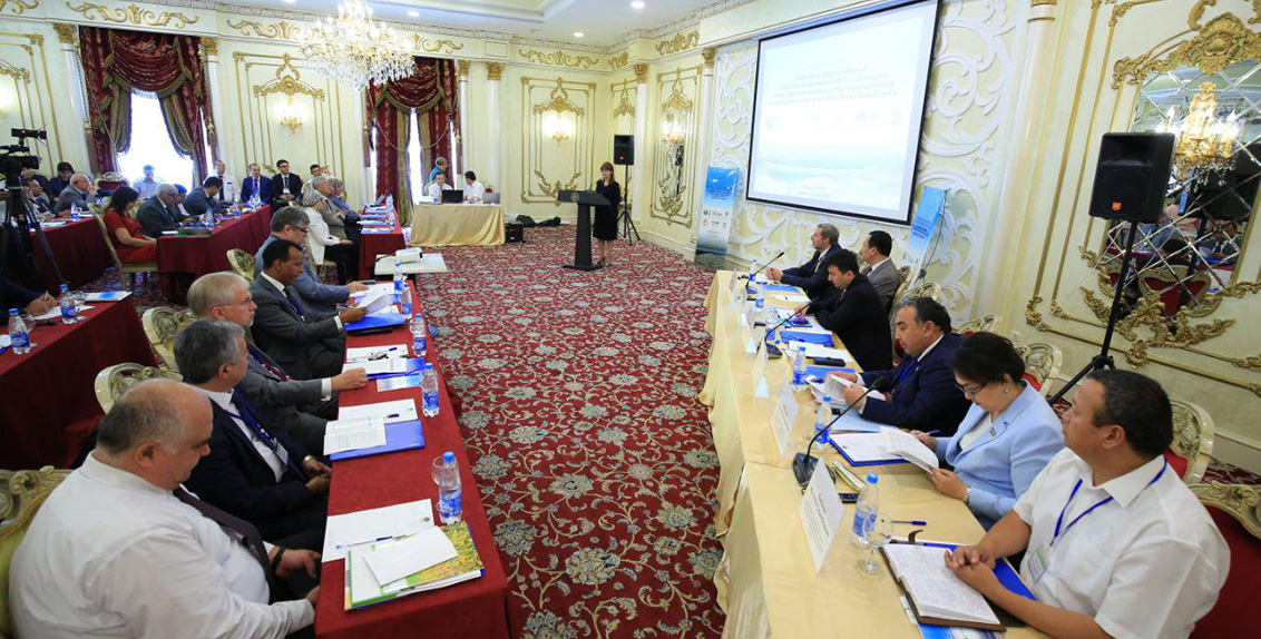 "Titled ""Turning Environmental Challenges into Opportunities for Investment and Innovation in the Aral Sea Region"", the forum attracted more than 80 delegates, including senior policymakers, representatives of international and regional development organizations, scientists, experts, and professionals from Japan, Kazakhstan, Kyrgyzstan, Tajikistan, Turkey, the United Arab Emirates and Uzbekistan."