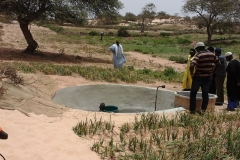 Scaling up small-scale irrigation technologies for improving food security in Sub-Saharan Africa